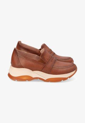 ANDES - Mocasines - marrón