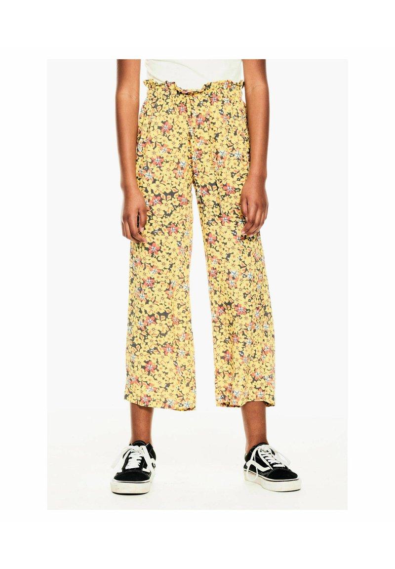 Garcia - Trousers - gelb