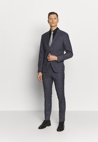 Lindbergh - CHECKED SUIT - Traje - grey check - 1