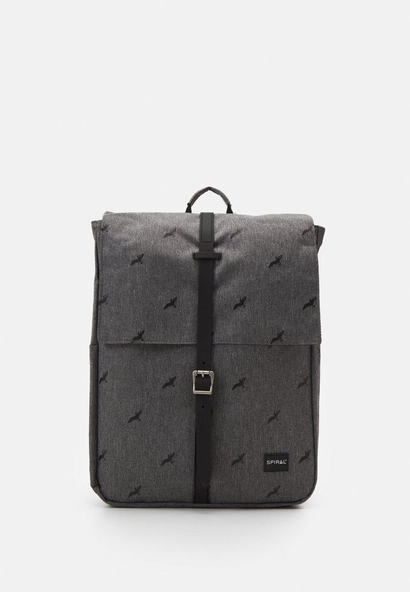 Spiral Bags - BIRD UNISEX - Plecak - charcoal