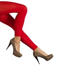 FALKE - PURE MATT 50 - Leggings - Stockings - lipstick - 0