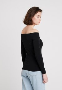 Samsøe Samsøe - Long sleeved top - black - 2