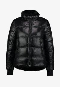 Guess - FELICIA REVERSIBLE JACKET - Winter jacket - jet black - 5