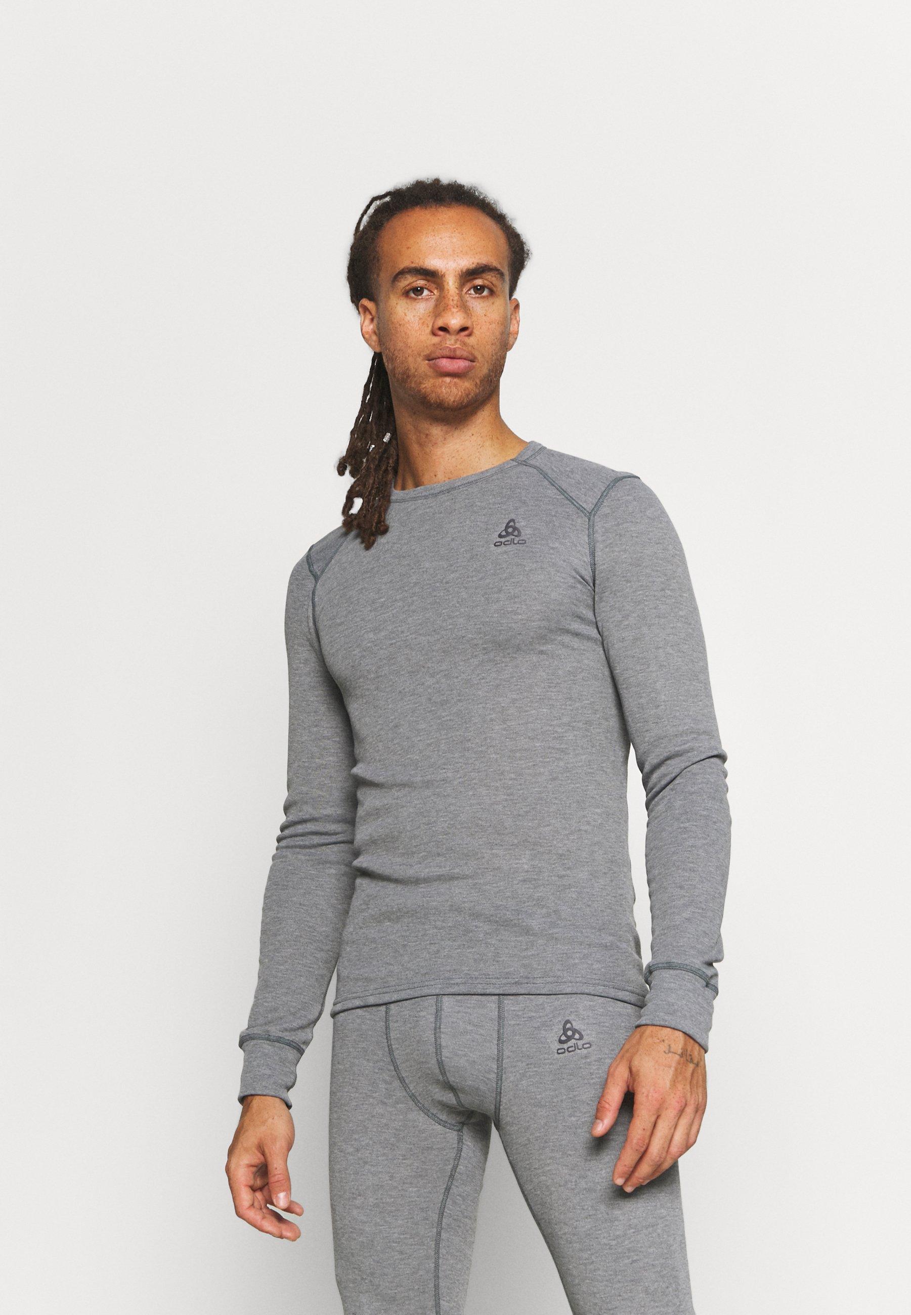 Men ACTIVE WARM ECO TOP CREW NECK - Undershirt