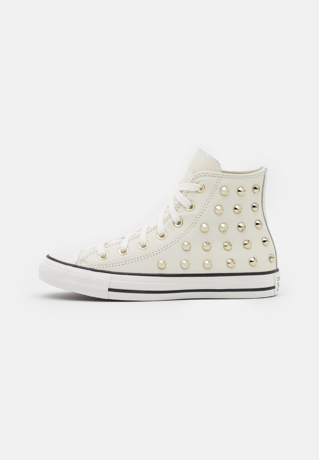 CHUCK TAYLOR ALL STAR - Sneakers alte - egret/vintage white/black