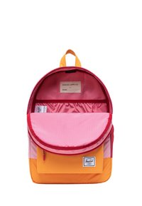 Herschel - School bag - candy pink reflective/blazing orange reflective/red light - 3