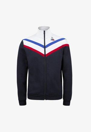 """Sweatshirt -  """"navy blue, white"""""""