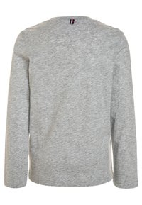 Tommy Hilfiger - BOYS BASIC  - Long sleeved top - grey heather - 1
