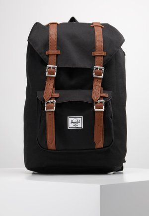 LITTLE AMERICA MID VOLUME - Mochila - black