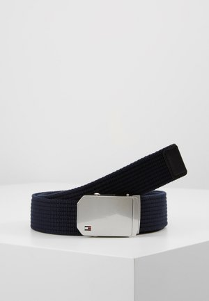 SLIDER BUCKLE - Bælter - blue