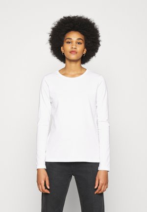 PCRIA NEW  - Long sleeved top - bright white