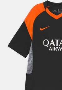 Nike Performance - AS ROM UNISEX - Club wear - black/safety orange - 3