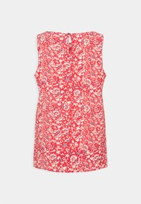 ONLY Tall - ONLNOVA - Top - mineral red/firenze floral - 1