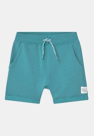 NMMFASTO - Shorts - aqua