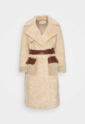 SAFRAN VESTE - Winter coat - beige