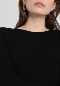 ONLY - ONLNATALIA - Sweter - black - 6