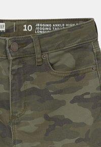 GAP - GIRL - Jeans Skinny Fit - khaki - 2