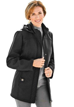 Outdoor jacket - schwarz