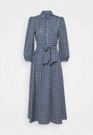 BRONZO - Maxi šaty - ultramarine