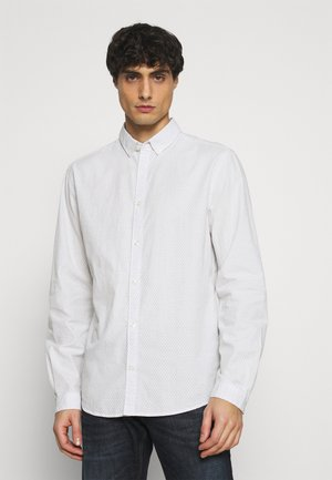 Camicia - off white/blue navy