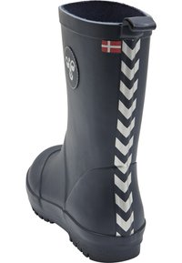 Hummel - RUBBER BOOT JR. - Stivali di gomma - dark blue - 3