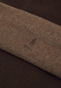 Polo Ralph Lauren - Scarf - chocolate brown - 4