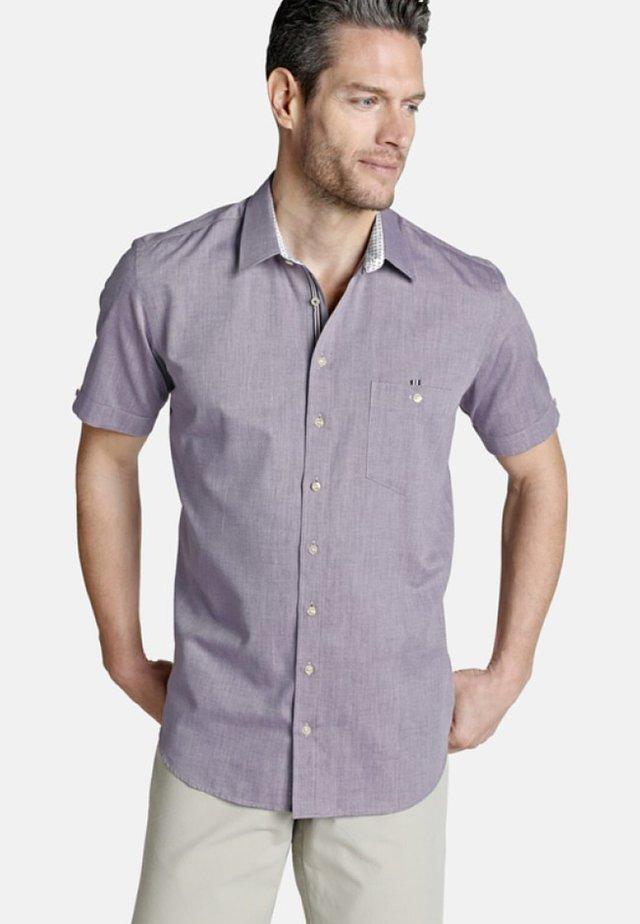 YVEN - Overhemd - lila