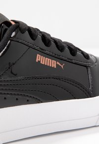 Puma - CARINA  - Baskets basses - black - 2
