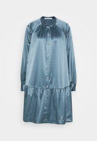 Samsøe Samsøe - STAR DRESS  - Day dress - blue mirage - 5