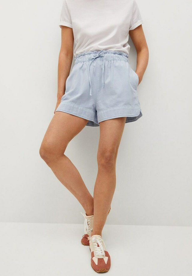 Shorts - sky blue