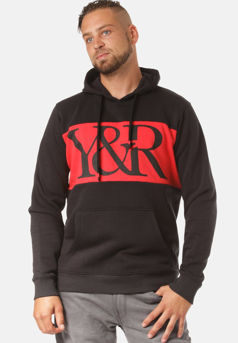 Young and Reckless - HYBRID  - Hoodie - black