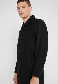 Bruuns Bazaar - ASLAN COAT - Classic coat - black - 3