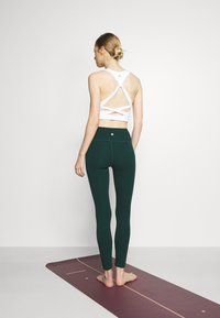 Cotton On Body - WAFFLE FULL LENGTH - Legging - june bug - 2