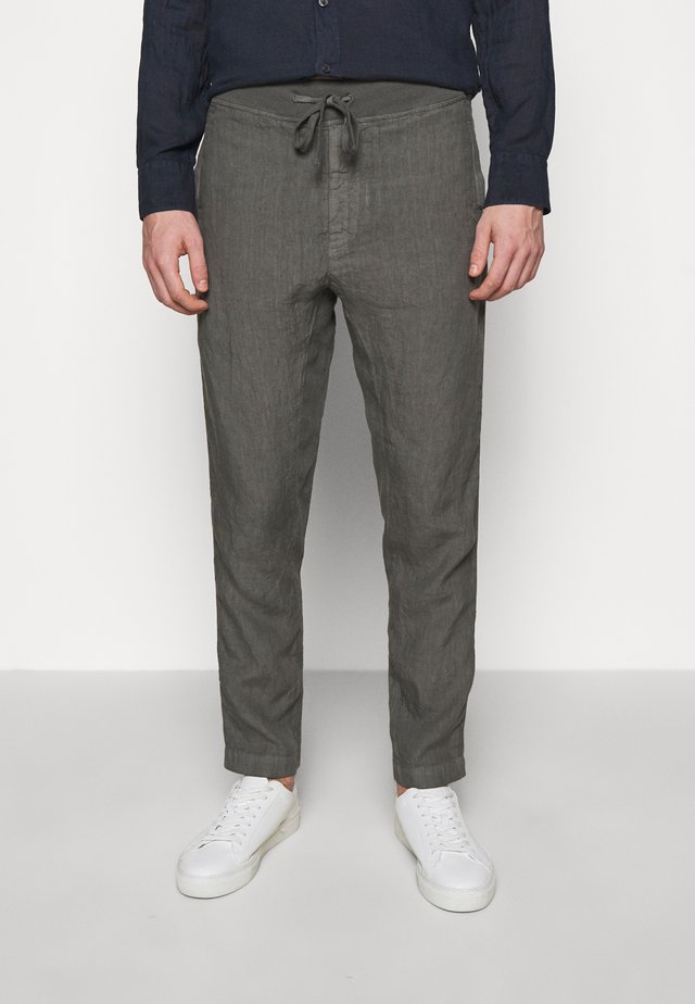 TROUSERS - Pantaloni - anthracite