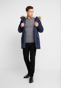 Superdry - EVEREST  - Vinterkappa /-rock - nautical navy - 1