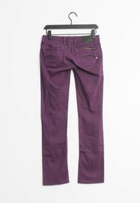 G-Star - Straight leg jeans - purple - 1