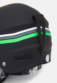 Alpina - BIOM UNISEX - Helm - black-grey matt - 4