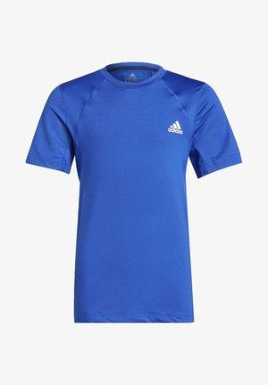 B XFG AR - Print T-shirt - blue