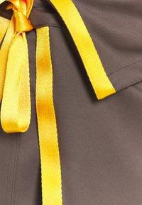 Jordan - UTILITY SKIRT FUTURE - A-line skirt - ironstone/red bronze - 2