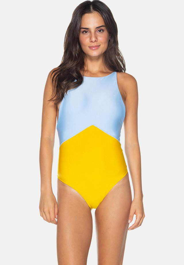 Swimsuit - blue