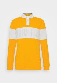 SPRINGFIELD - Polo shirt - yellow