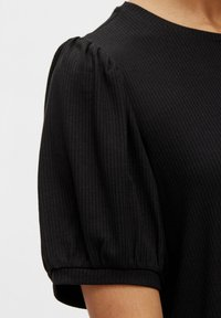 Object - OBJJAMIE DRESS - Korte jurk - black - 3