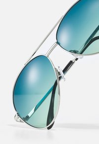 Pier One - UNISEX - Sunglasses - blue - 3