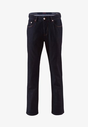 COOPER - Straight leg jeans - darkblue