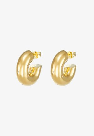 HOLIKA  - Boucles d'oreilles - gold-coloured