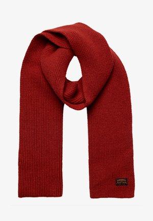 SUPERDRY - Sjal / Tørklæder - americana red