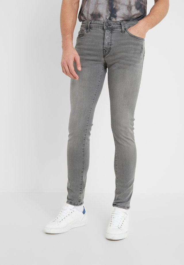 TONY LACEY - Straight leg jeans - grey