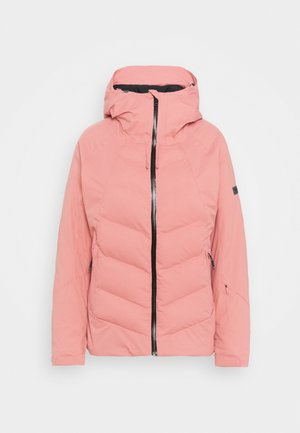 DUSK - Snowboard jacket - dusty rose