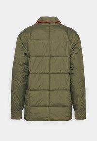 Volcom - HOBRO JACKET - Winter jacket - military - 10
