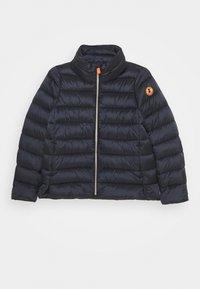 Save the duck - IRISY UNISEX - Winter jacket - black - 0